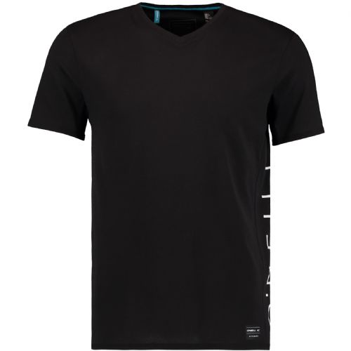 O'NEILL MENS HYBRID T SHIRT. NEW BEYOND BLACK HYPERDRY SURF TEE/TOP 7S 714 9010